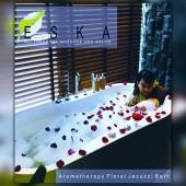 eska wellness aromatherapy floral jacuzzi bath 09h-07
