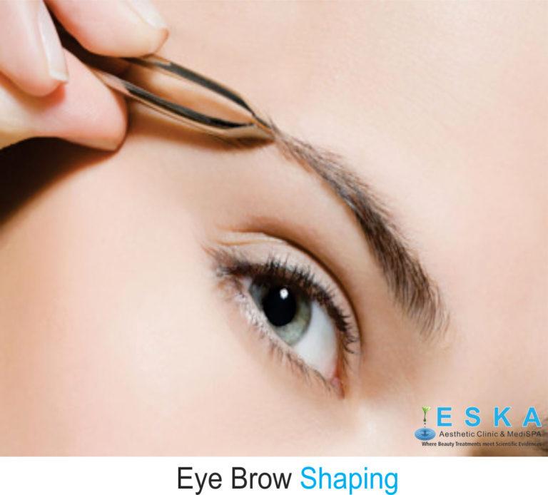 eska group clinic C321-EyeBrowShaping
