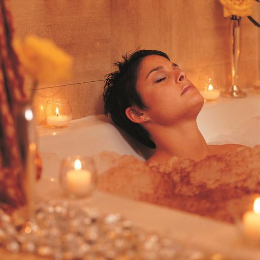 eska group wellness w1232-chocolatesaltrelaxingbath