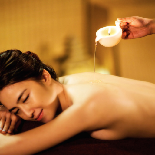eska group wellness w1215-candle-aromatic-massage