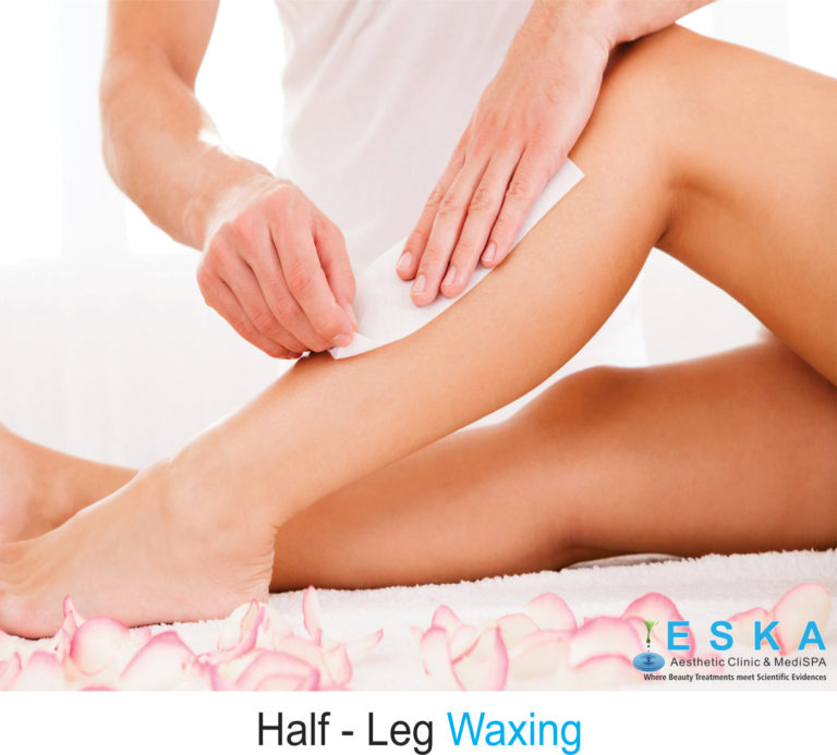 eska group clinic C325-HalfLegWaxing