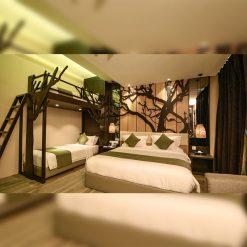 eska hotel batam Family Room