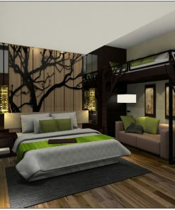 Eska Hotel Family Room