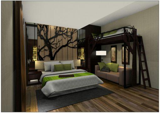 Eska Hotel Family Room