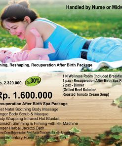 Eska Group Hotel slimming-reshaping-recuperation-after-birth-package