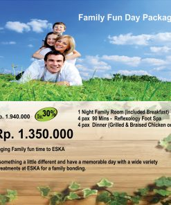 Eska Group Hotel family-fun-day-package