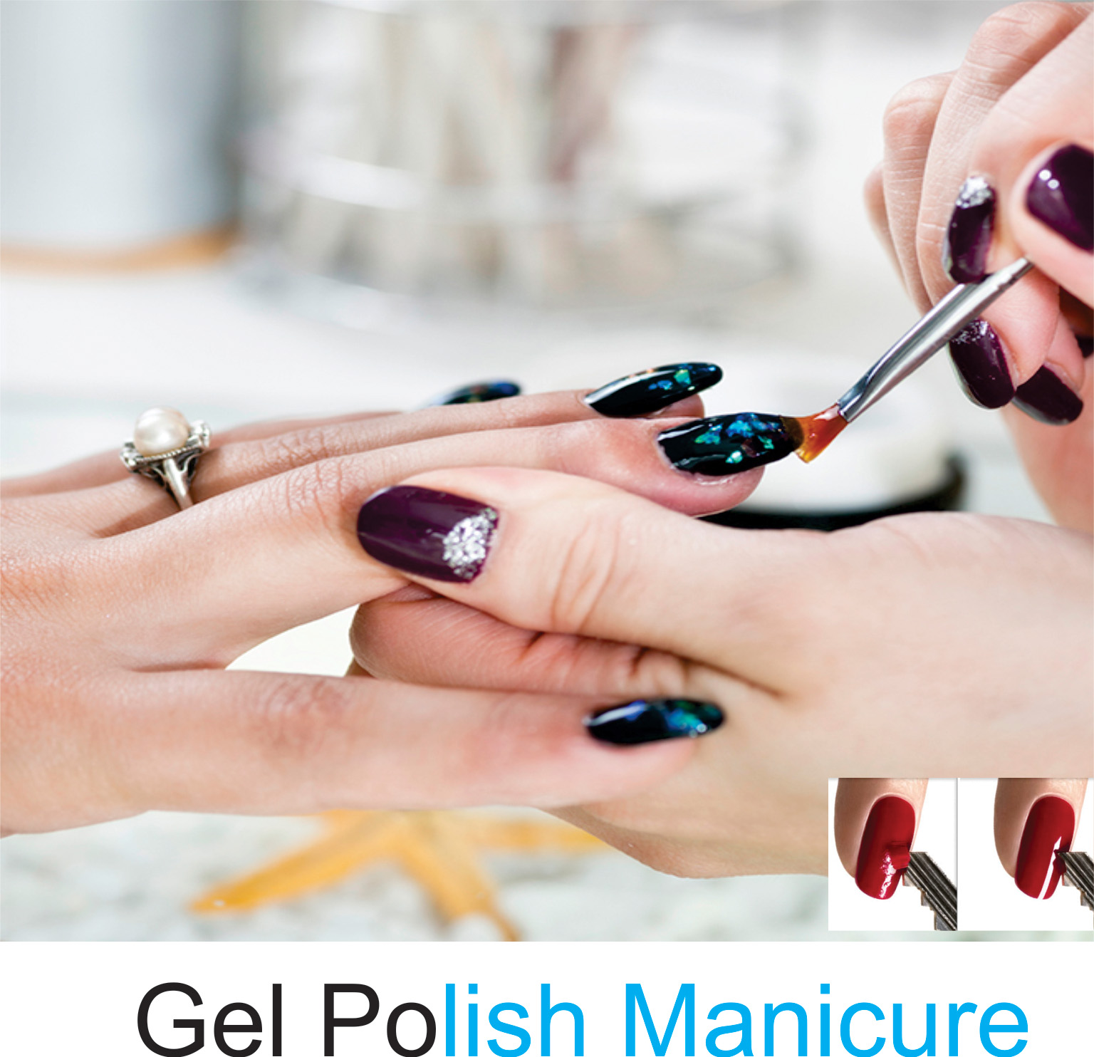 eska group clinic C6114-GelPolishManicure