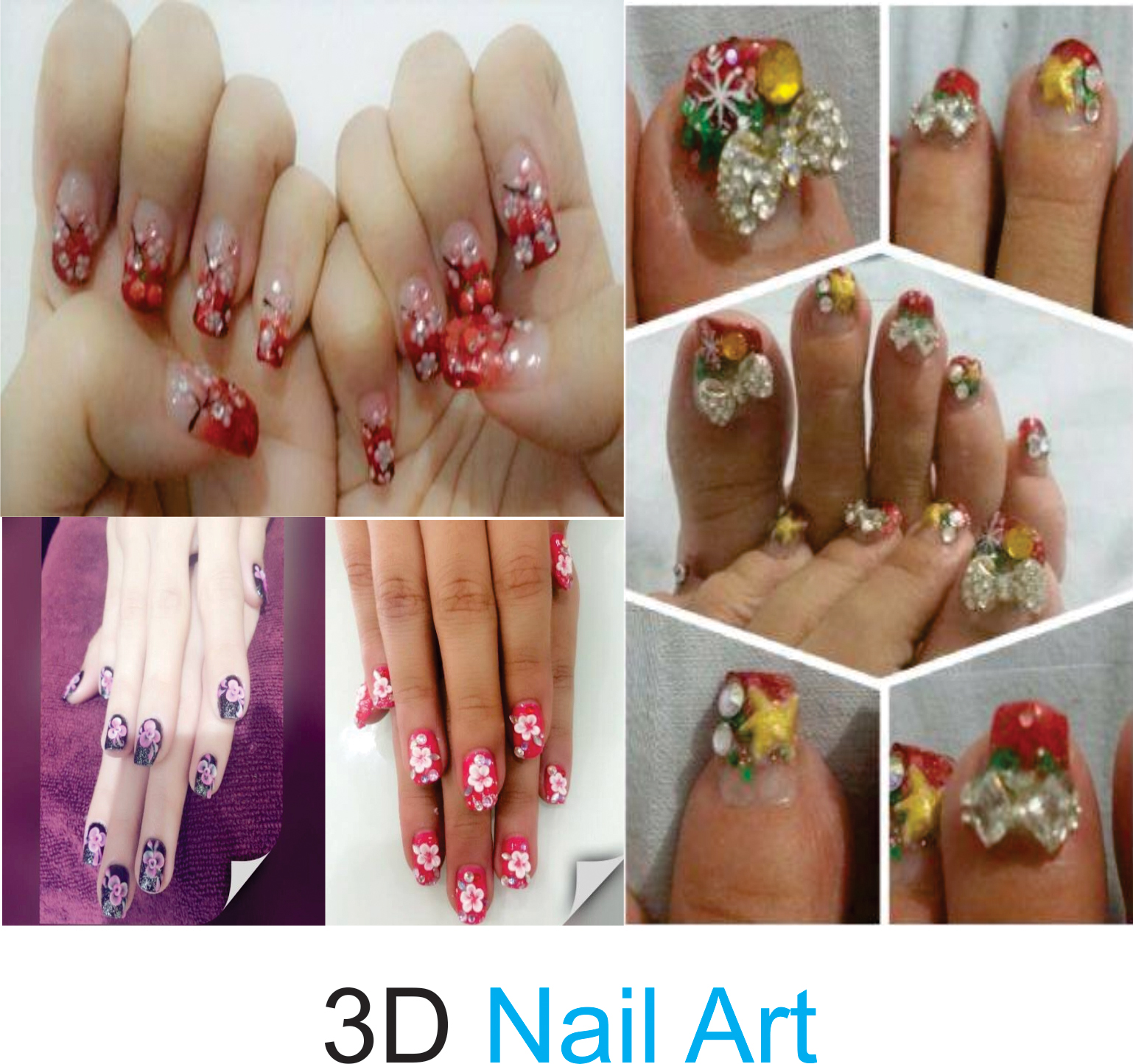 eska group clinic C6322-3DNailsArts