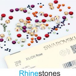 eska group clinic C6323-Rhinestones