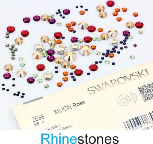 eska group clinic C6323-Rhinestones