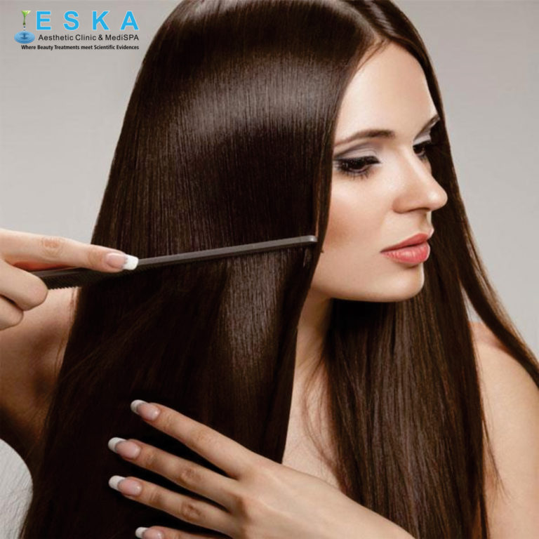 eska group clinic C7222-Scalp-AntiHairLoss-dry&damage