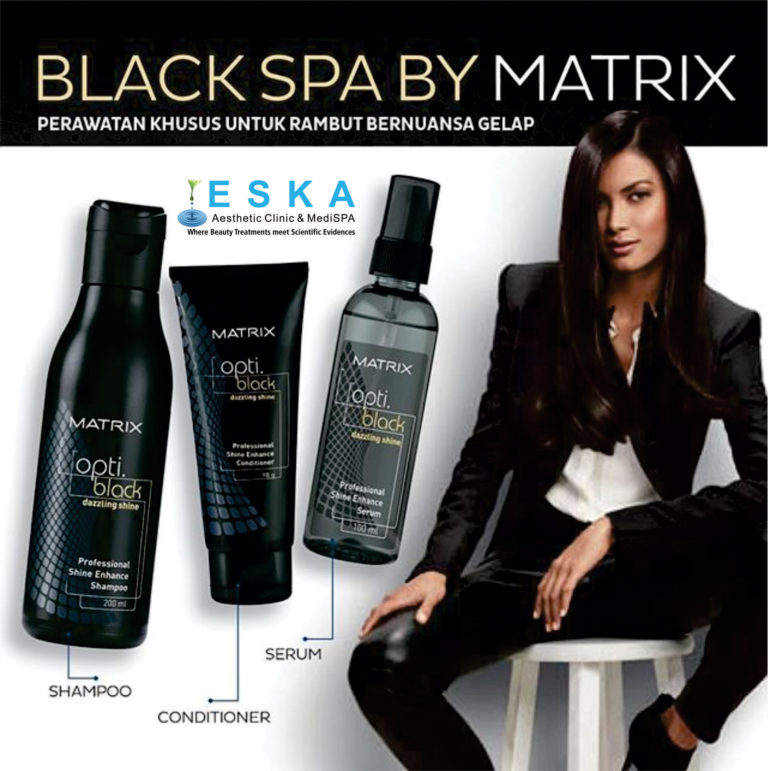 eska group clinic C7244-BlackHairSpa