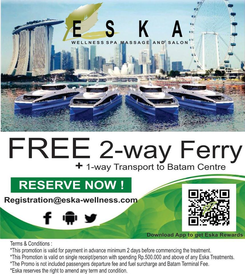 eska group batam eska-promotion-free-2-way-ferry-ticket