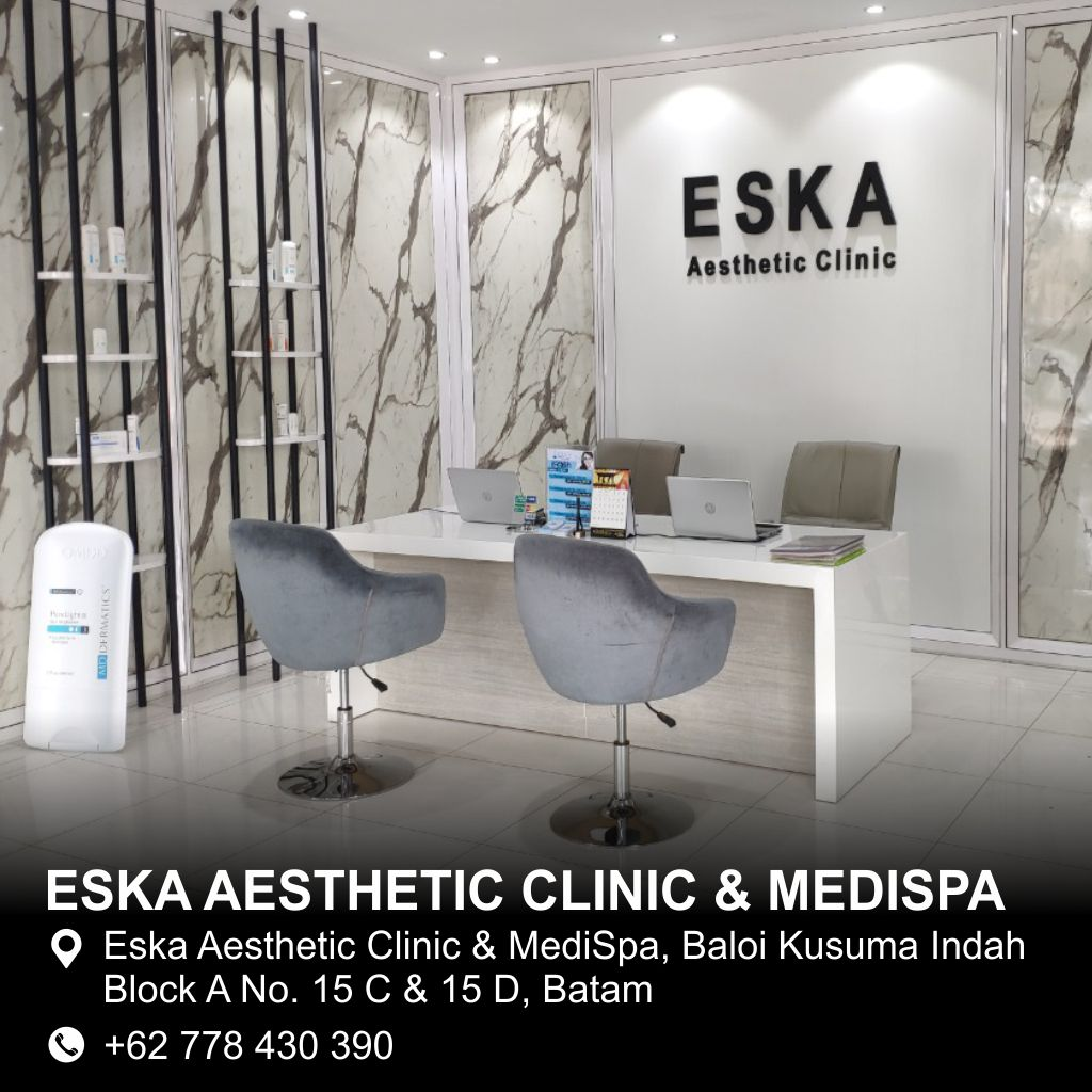 eska group batam Website Eska Clinic Branch