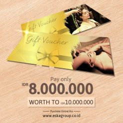 eska group Gift Voucher Online Gold